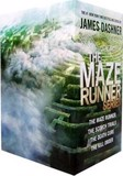 The Maze Runner Series Boxed Set, 4 Vol