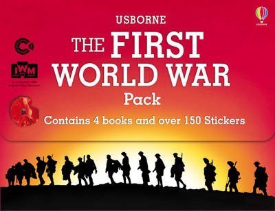 The First World War Pack, 4 Vol