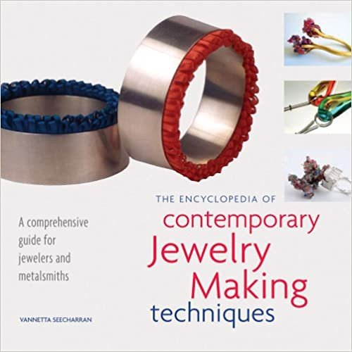 The Encyclopedia of Contemporary Jewelry Making Techniques_Vannetta Seecharran_9781596681460_Interweave