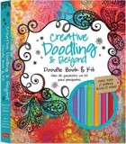 Creative Doodling & Beyond Doodle Book & Kit_Stephanie Corfee_9781600583780_Walter Foster Publishing