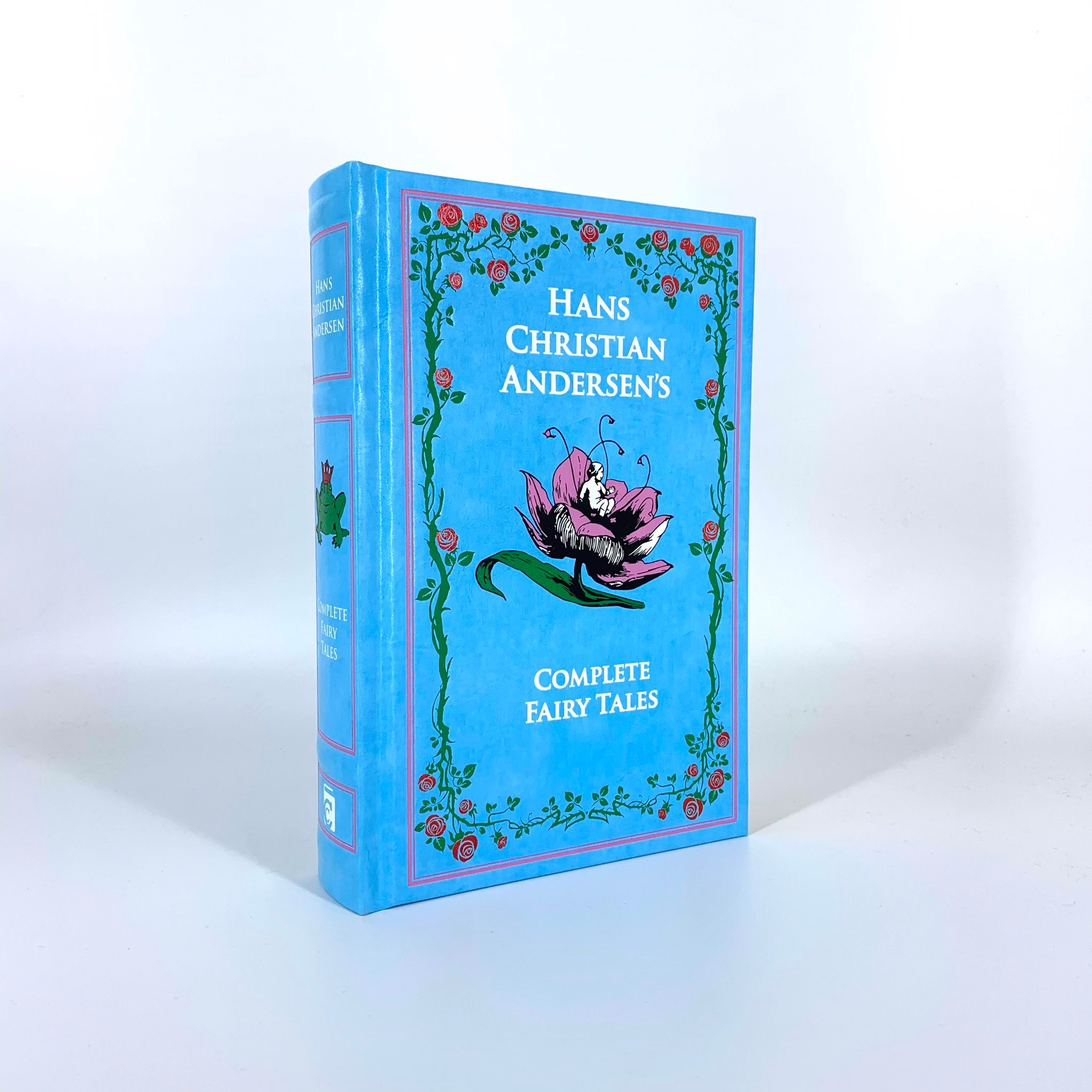Hans Christian Andersen's Complete Fairy Tales_Hans Christian Andersen_9781626860995_Canterbury Classics