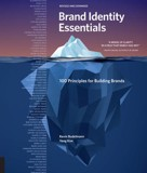 Brand Identity Essentials, Revised and Expanded : 100 Principles for Building Brands_Kevin Budelmann_9781631597084_Rockport Publishers Inc