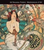 Art Nouveau Posters. Masterpieces of Art_Michael Robinson_9781783612680_Flame Tree Publishing