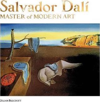 Salvador Dali : Master of Modern Art_Dr Julian Beecroft_9781783619931_Flame Tree Publishing