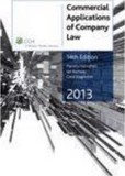 Commercial Applications of Company Law 2013