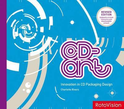 Cd-Art : Innovation in CD Packaging Design_ ROTOVISION _9782888930136_Author  Charlotte Rivers