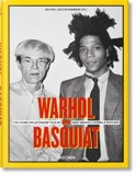 Warhol on Basquiat. Andy Warhol's Words and Pictures_ Michael Dayton Hermann_9783836525237_Taschen GmbH