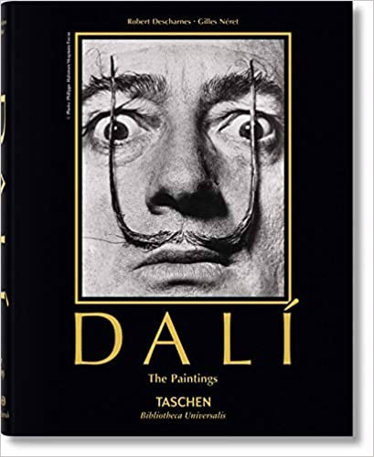 Dalí: The Paintings _Gilles Neret_9783836544924_Taschen