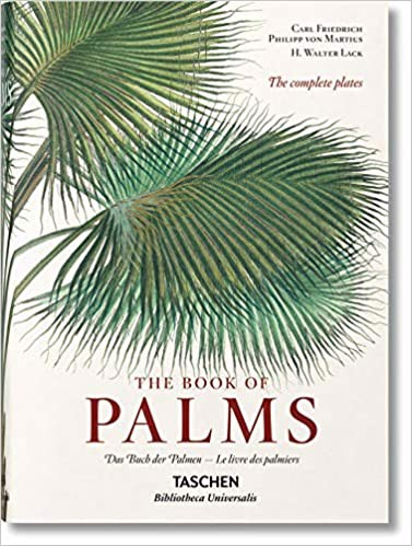 The Book Of Palms_H. Walter Lack_9783836556231_Taschen