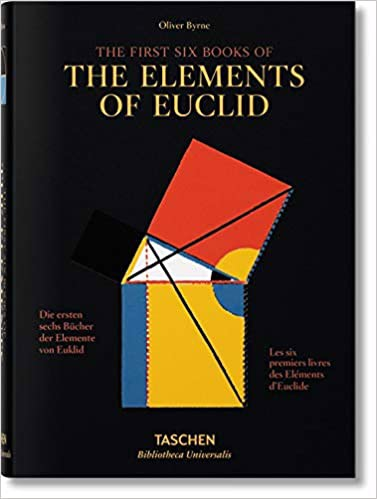 The First Six Books Of The Element of Euclid_Werner Oechslin_9783836559386_Taschen