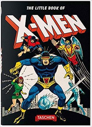 The Little Book of X-Men_Roy Thomas_9783836567848_Taschen GmbH