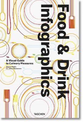 Food & Drink Infographics. A Visual Guide to Culinary Pleasures_ Simone Klabin_9783836568487_Taschen GmbH