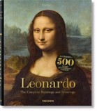 Leonardo: The Complete Paintings And Drawings _Frank Zöllner_9783836576253_Taschen