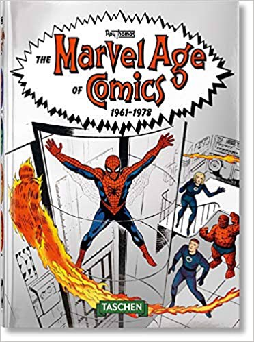 The Marvel Age of Comics 1961–1978_Roy Thomas_9783836577878_Taschen