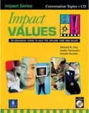 Student Book with Self-Study Audio CD, Impact Values