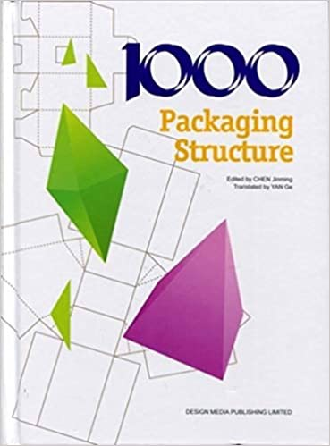 1000 Packaging Structure_Jingming Chen_9789881950819_Design Media Publishing