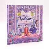 Wonderful Vietnam Coloring Book