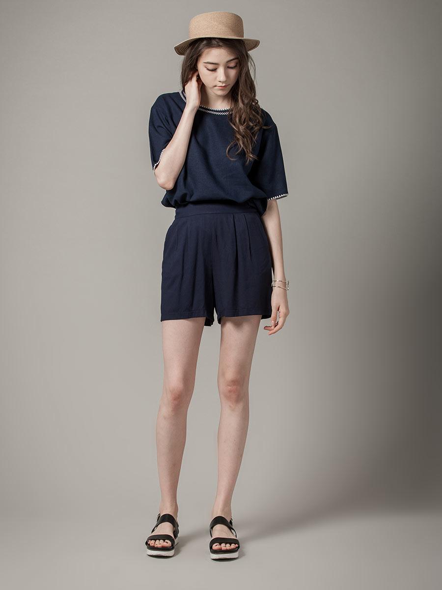 Quần shorts nữ 3012215100168