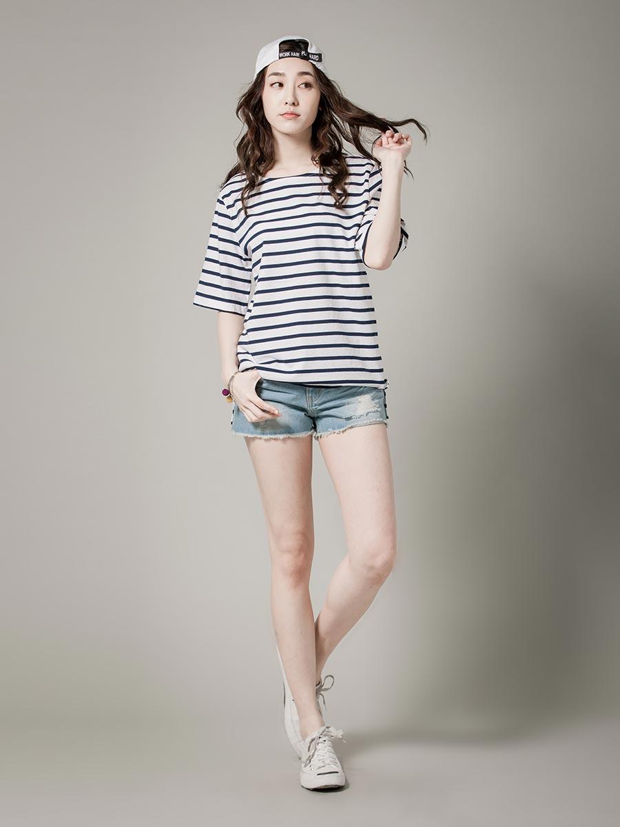 Quần shorts nữ 3012215610110