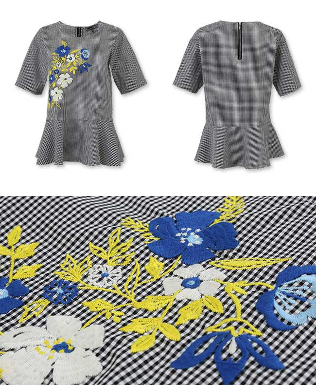 Áo blouse nữ 3013112090525