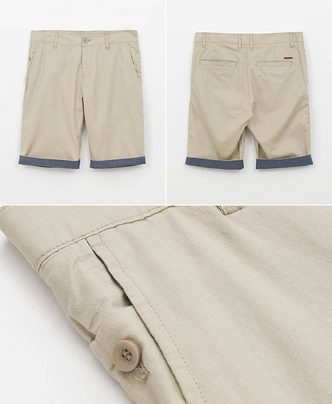 Quần shorts nam 3017105190152