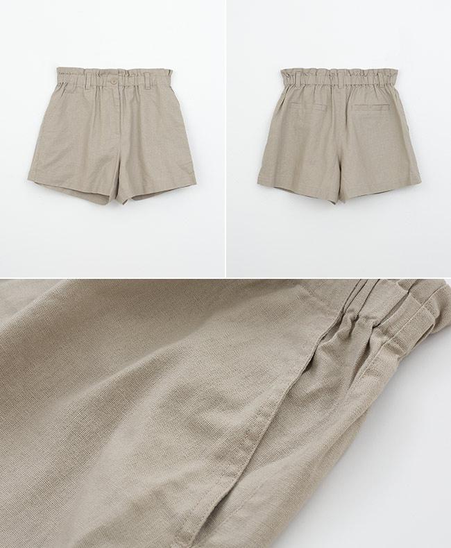 Quần shorts nữ 3017115140252