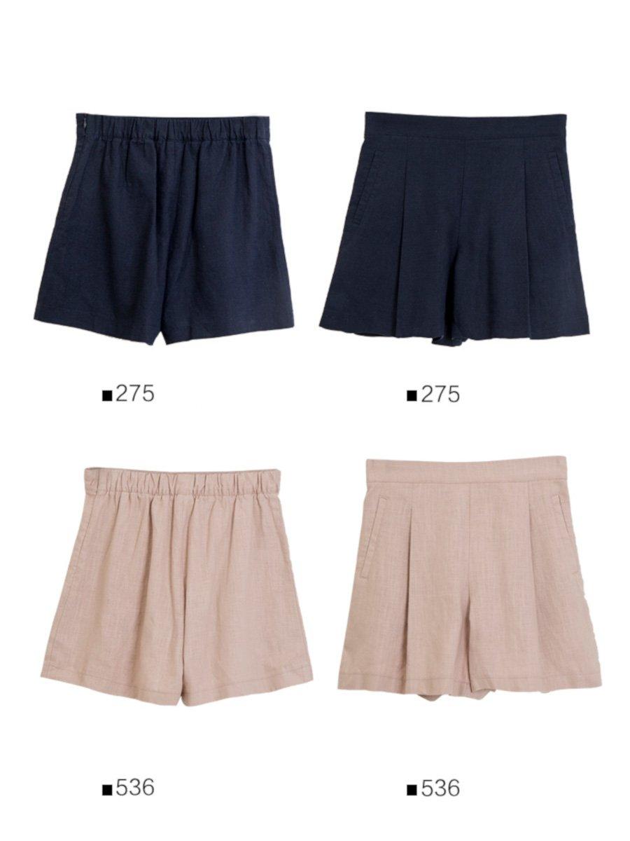 Quần shorts nữ 3017115140352