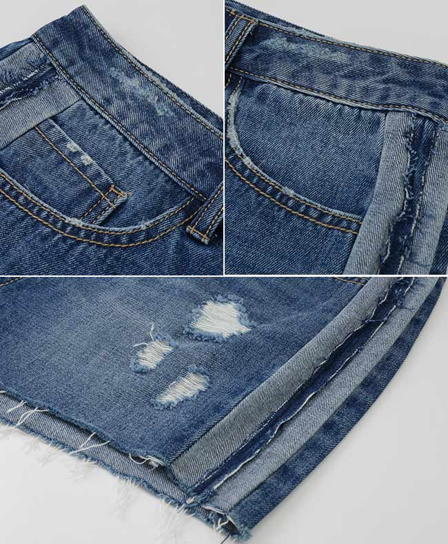 Quần shorts nữ 3017415691410