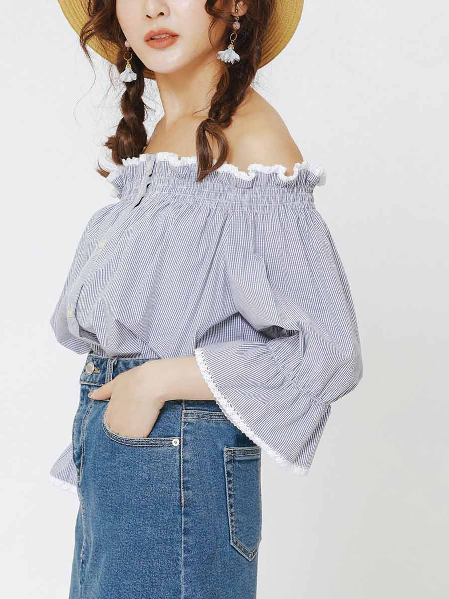Áo blouse nữ 3018312009025