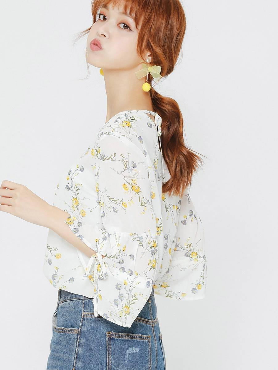Áo blouse nữ 3018312070475