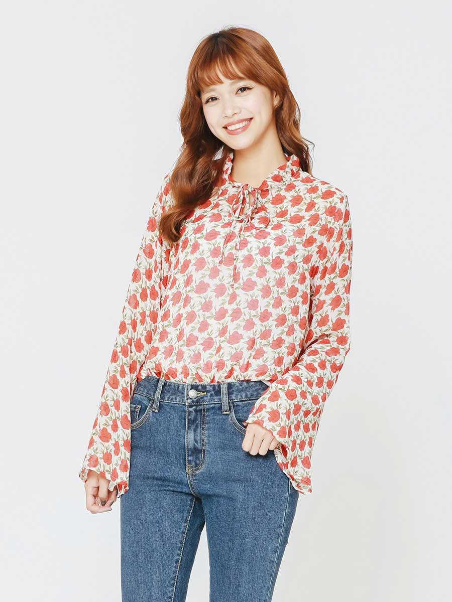 Áo blouse nữ 3018312070575