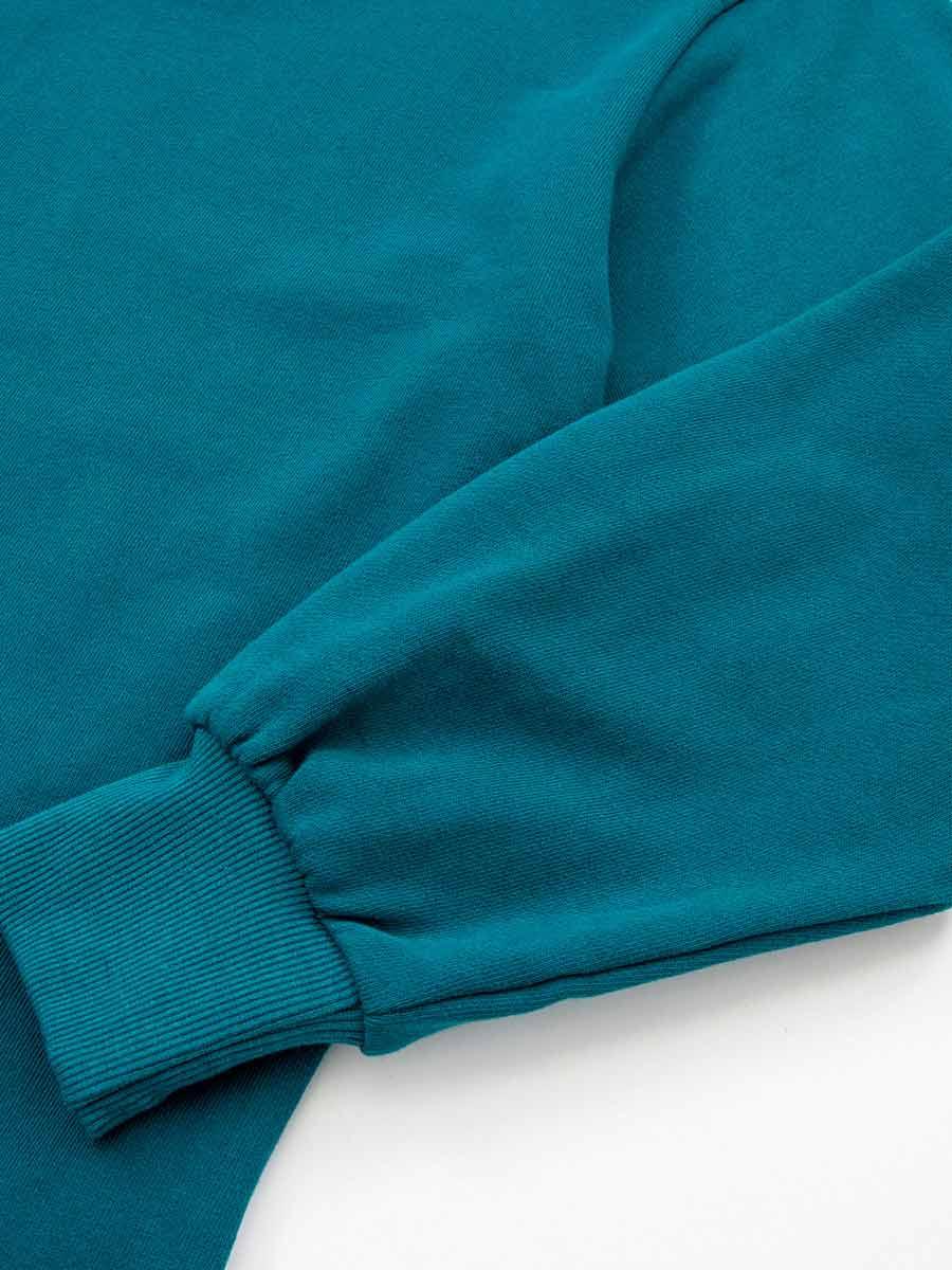 Áo thun nữ dáng dài, họa tiết chữ sau lưng 3019413108111