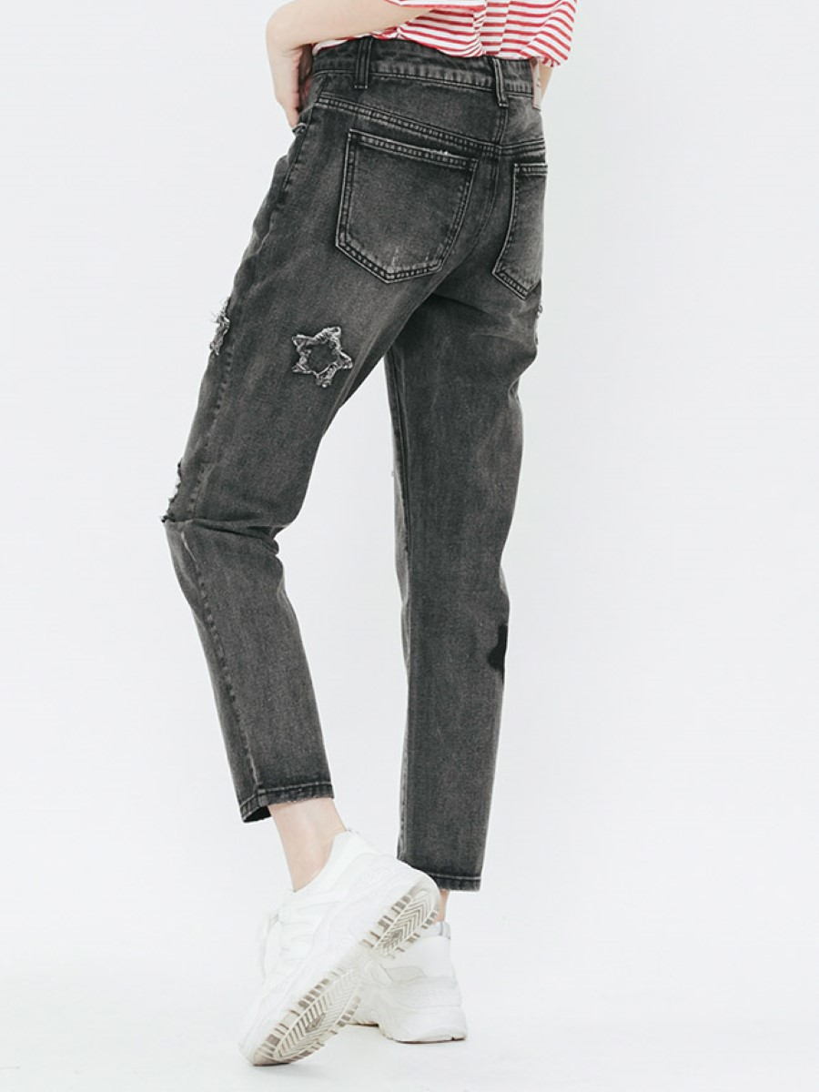 Quần jeans nữ 3021415591110