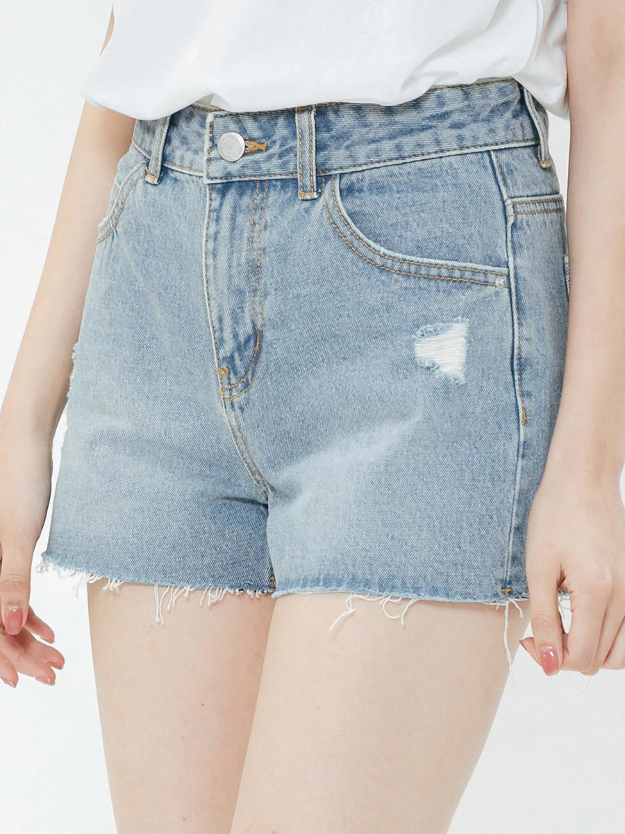 Quần shorts nữ 3022115640110