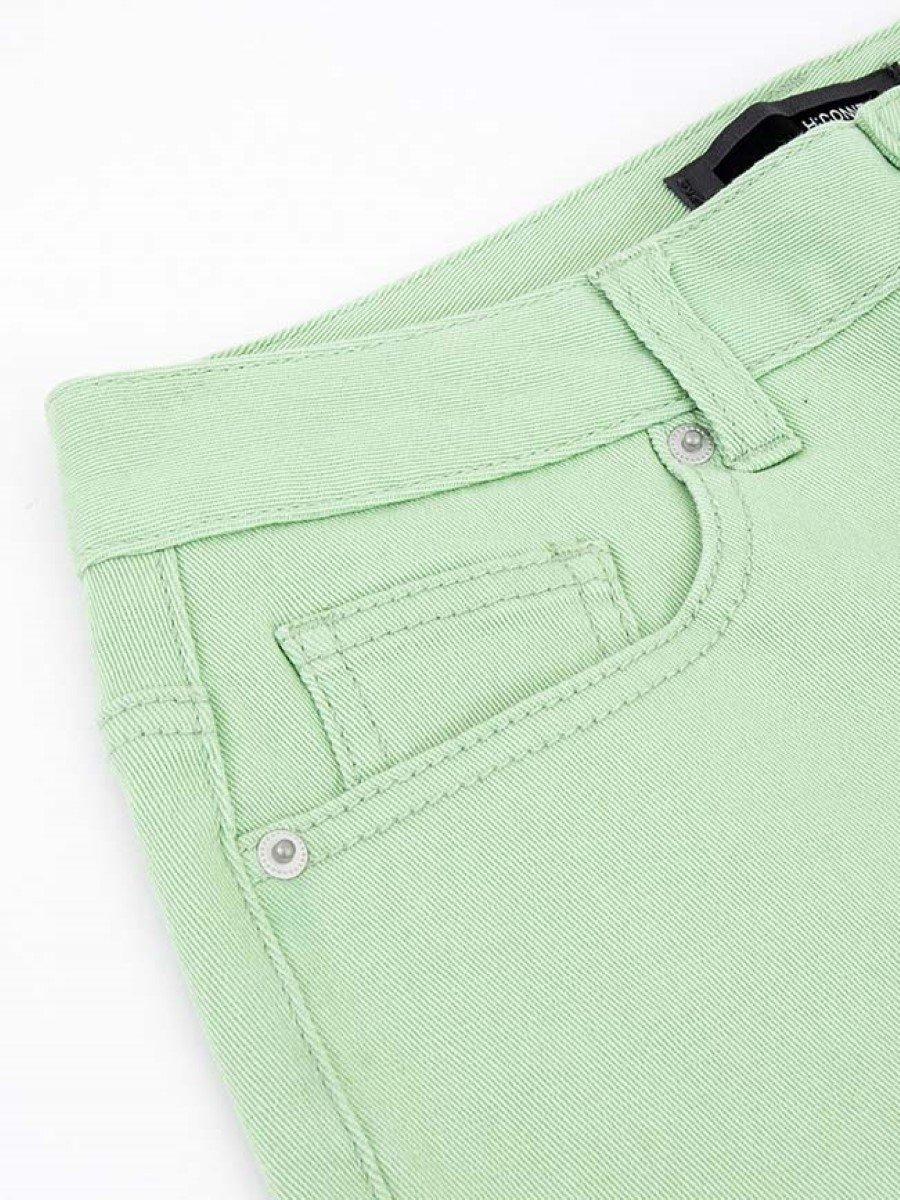 Quần shorts jeans nữ 3022115640510