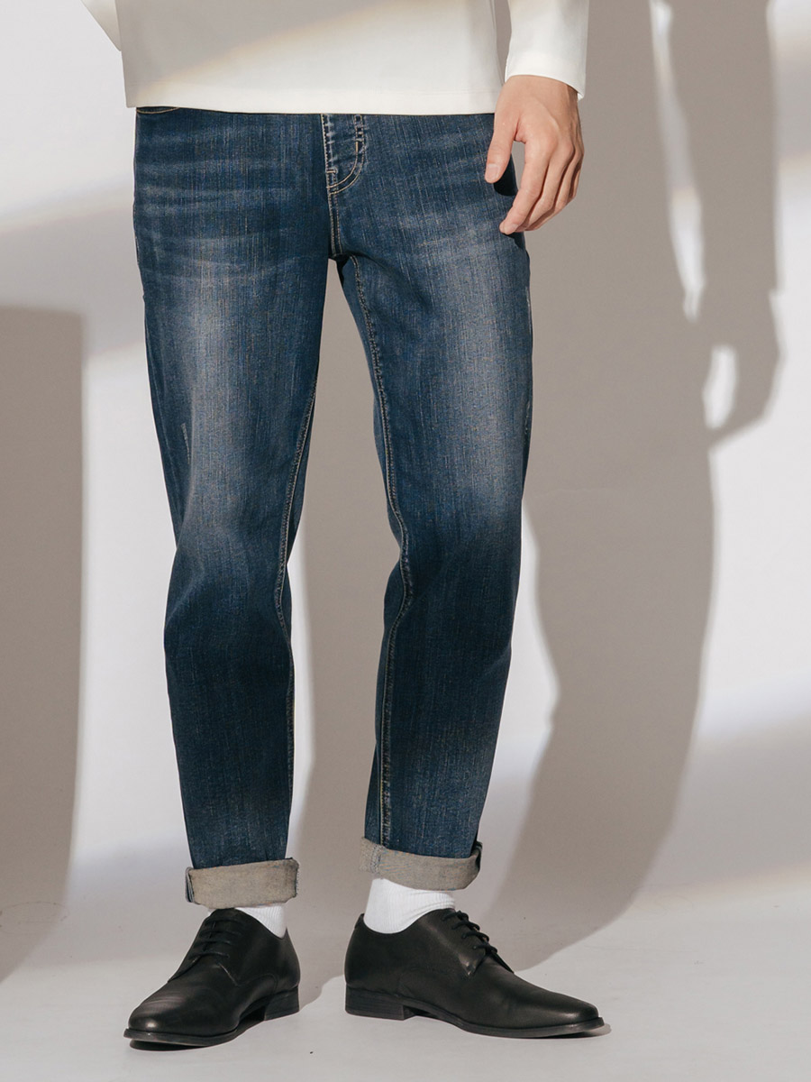 Quần jeans nam 3023005560510