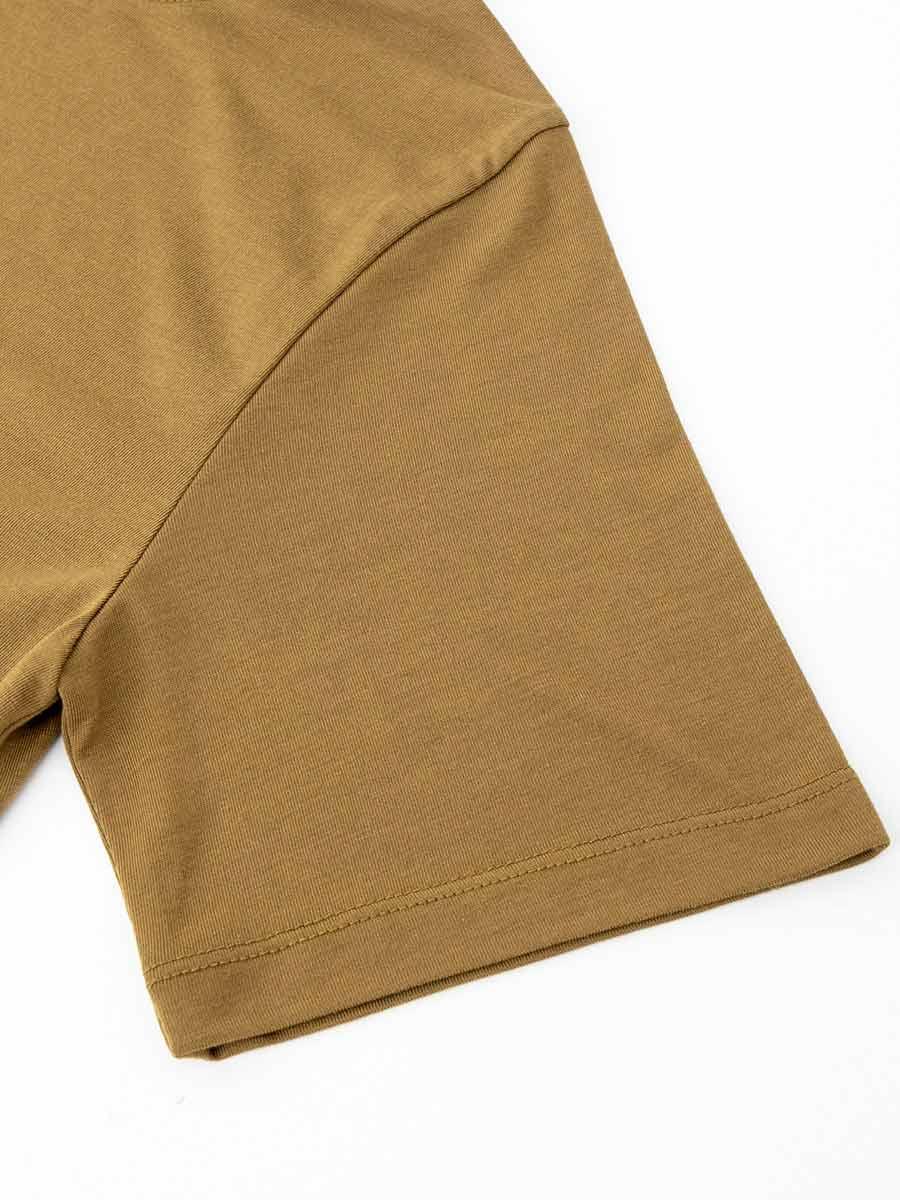 Áo thun nữ tay ngắn, họa tiết chữ 3023013360205