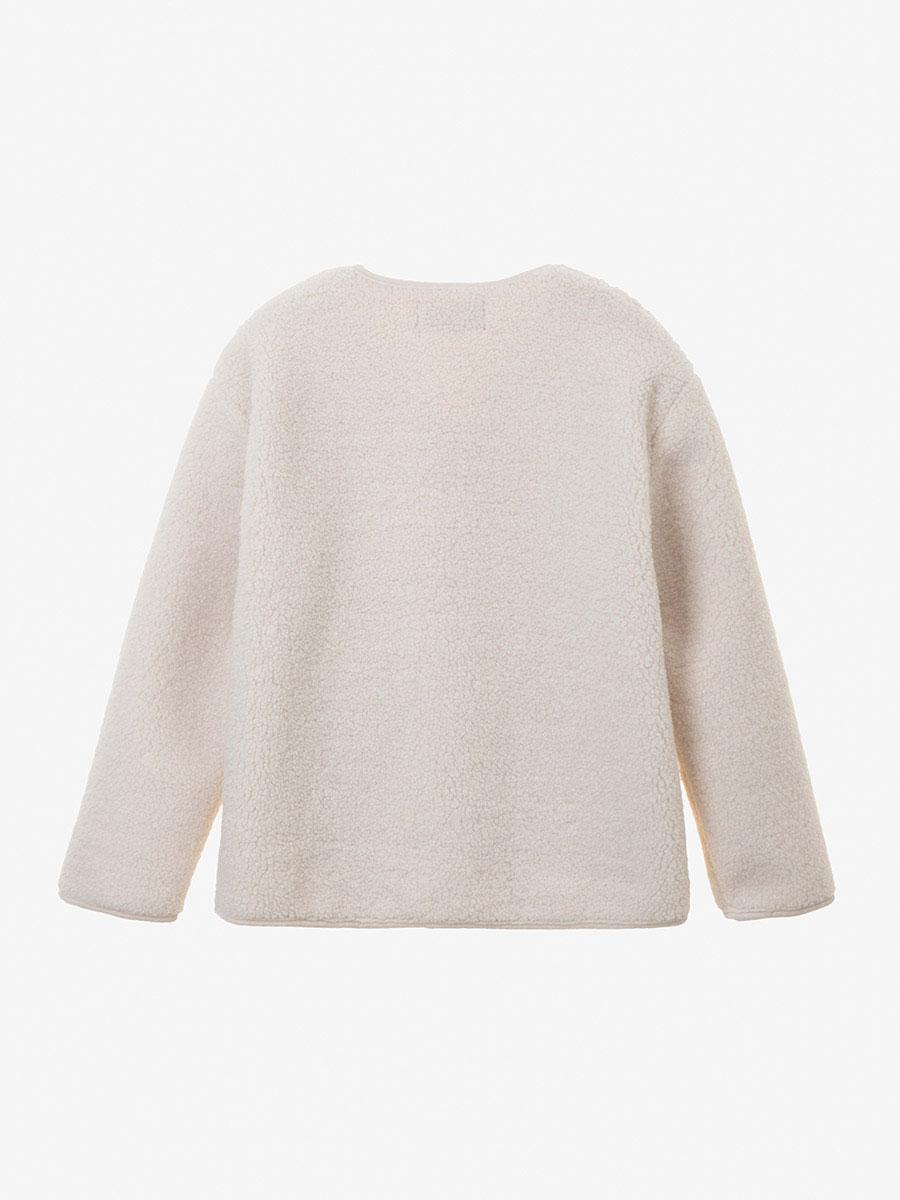 Áo khoác len nữ 2 túi trước 3026011020786