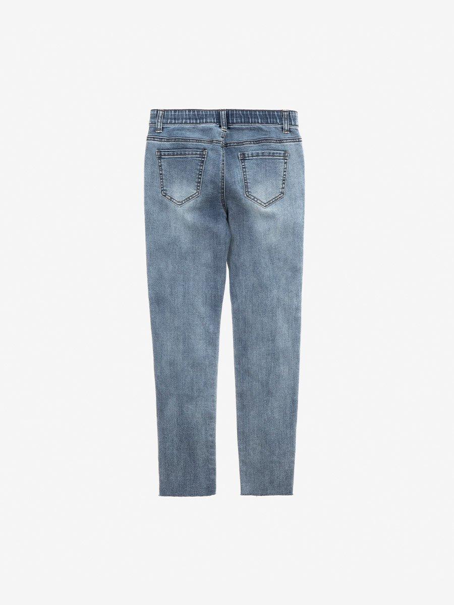 Quần jeans nữ form ôm 3026015520110