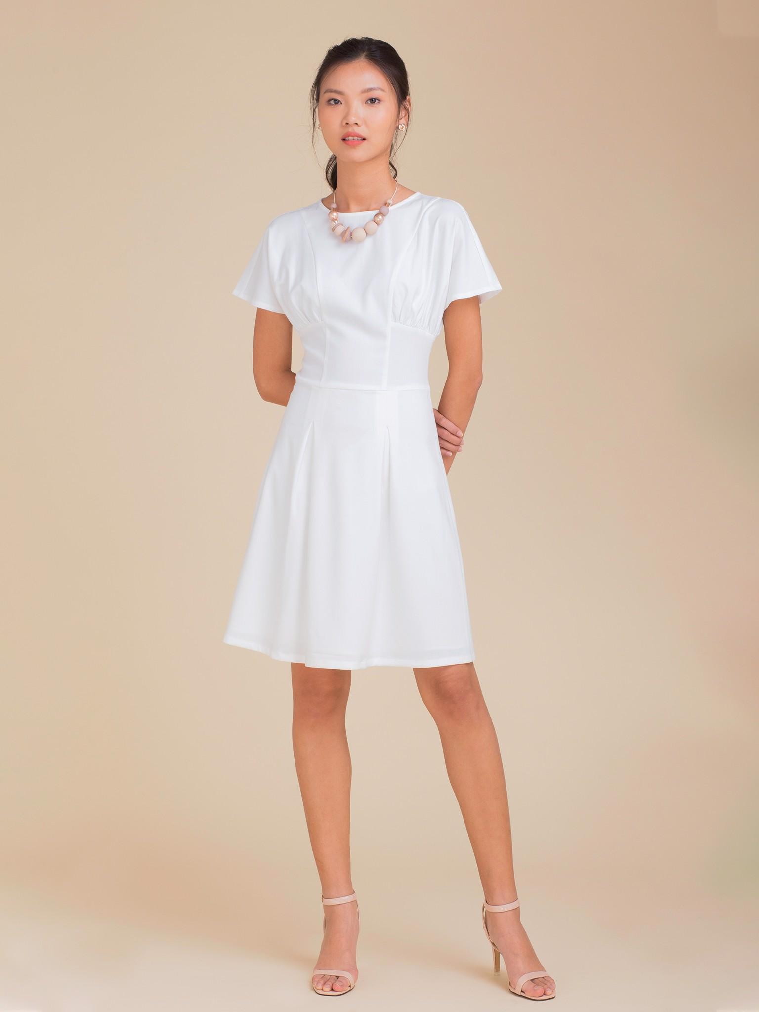 Đầm nữ tay ngắn 3026312180452