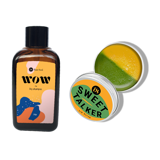 Combo WOW Dry Shampoo + Sweet Talker Lip Scrub