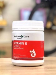 VITAMIN E HEALTHY CARE 500IU