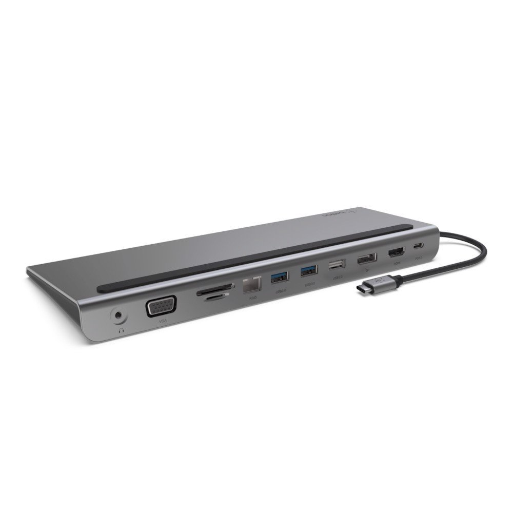Dock USB-C 11-in-1 Multiport Belkin - INC004btSGY