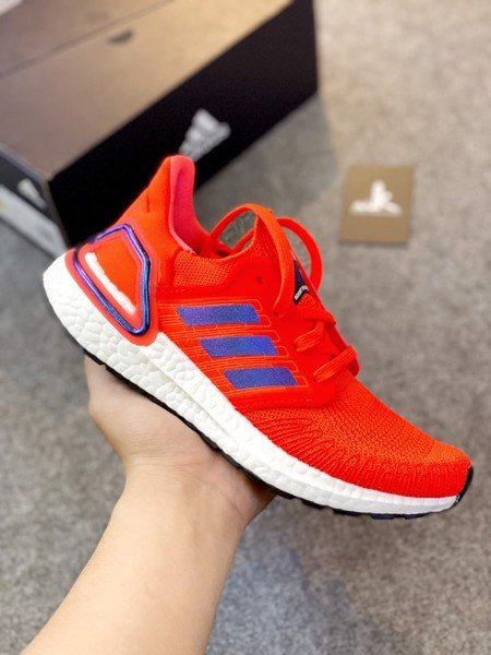 "adidas Ultra Boost 2020 ""ISS Solar Red"