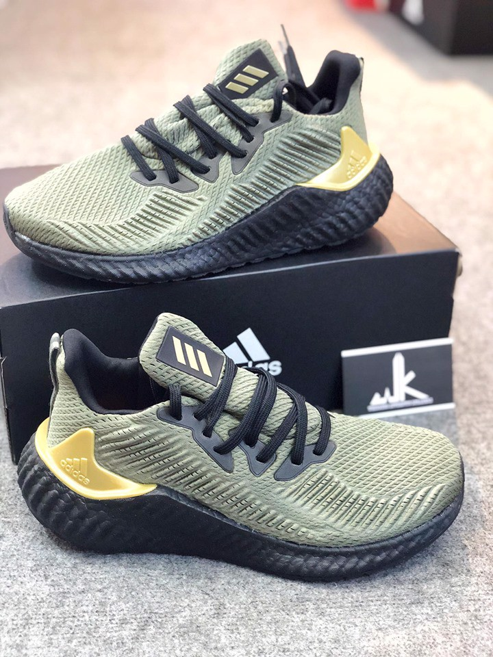 Alpha Boost Green/black
