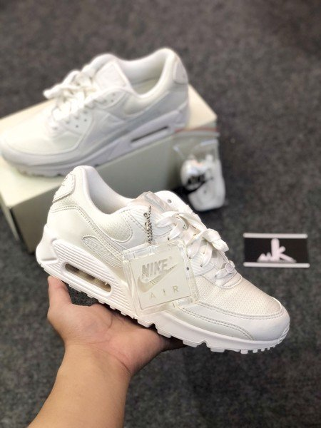 CT2007-100 Airmax 90 All White