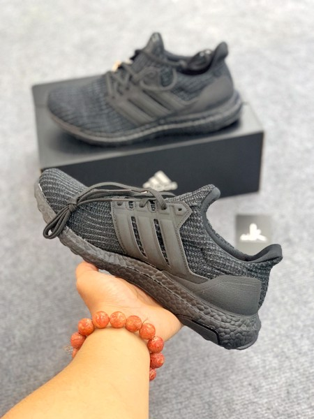 FY9121 UltraBoost 4.0 DNA Triple Black