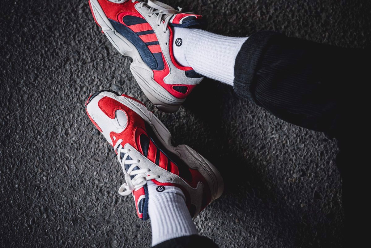 Yung 1 Red/black
