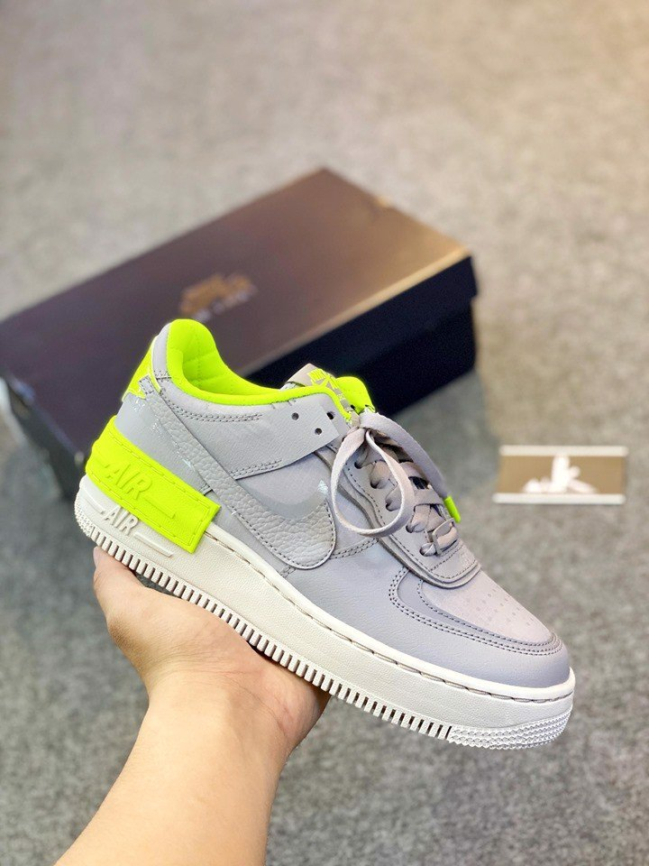 Nike Air Force 1 Shadow Grey