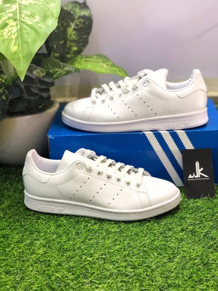S75104 Stan Smith All White